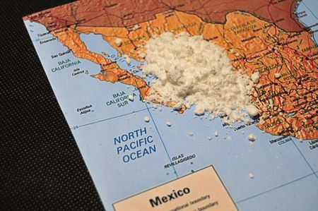 shootings: Cocaine From Mexico