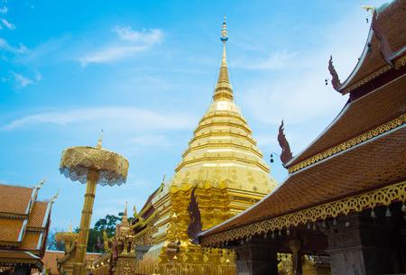 wat phra That Doi Suthep,Temple Chiang Mai Province photo