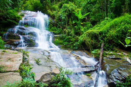 th� ¨: Lun Tha Than Cascata In Doi Suthep - Pui Nazionale