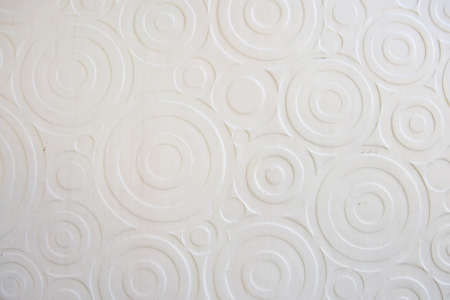 reminiscent: background with circles reminiscent of the clouds Stock Photo
