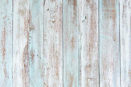 azul turqueza: Tablones de madera en colores pastel textura de fondo Foto de archivo