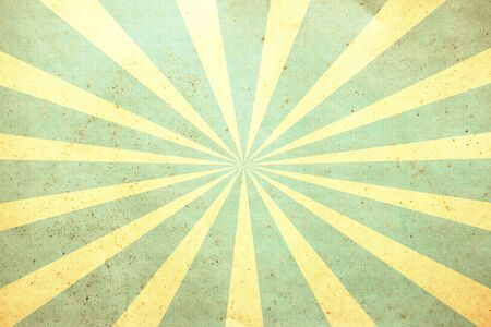 Vintage Sunburst Pattern grunge dirty old paper texture photo