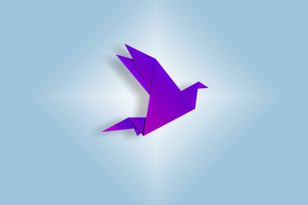 origami oiseau: