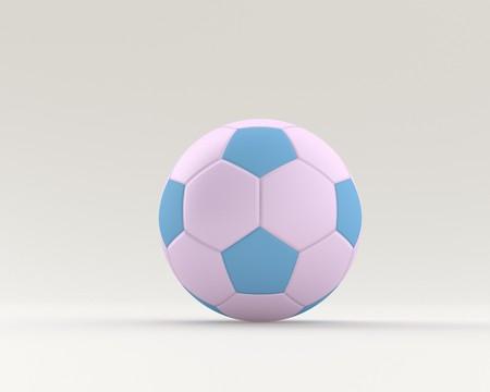 soccer classic design, 3d generate Imagens