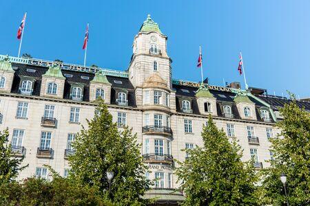 headquarters of the company of the Norwegian oligarch Olav Ton Redakční