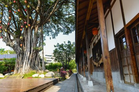 Natural way six arts cultural center in Taichung Taiwan