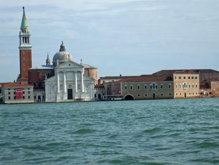 venetian architecture Stock Photo - 8424653