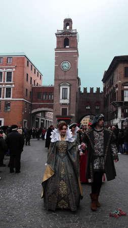 ferrara: carnival Italy Ferrara