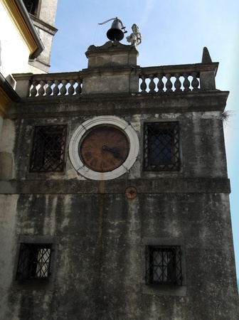 old clock tower photo