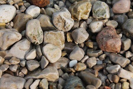 granit: pebbless