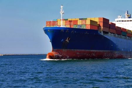 navios: navio de carga est