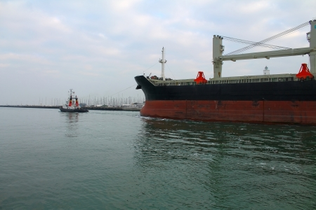 ship gas carrier photo