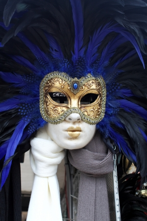Venetian mask  Stock Photo - 17666222