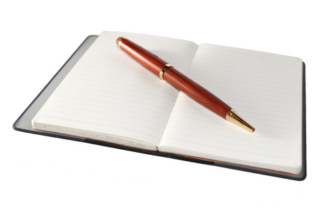 writing pad: A notebook (notepad, writing pad, drawing pad, legal pad) is a small book or binder of paper pages, often ruled, used for purposes such as recording notes or memoranda, writing, drawing, or scrapbooking.