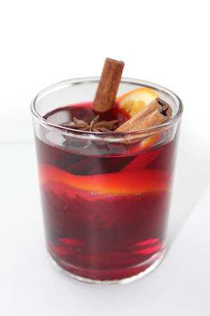 origins: Glint-wine is a beverage of European origins usually made with red wine along with various mulling spices and sometimes raisins. It is served hot or warm and may be alcoholic or non-alcoholic. It is a traditional drink during winter, especially around Chr