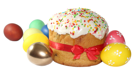 too fast: Easter foods are primarily those of Easter Sunday, the day on which Jesus rose from the dead, a day of special rejoicing for Christians, who rejoice too at reaching the end of the long Lenten fast. Easter breads, cakes, and biscuits are a major category o