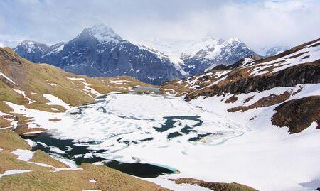 oberland: Bachsee - Bernese Oberland, Switzerland