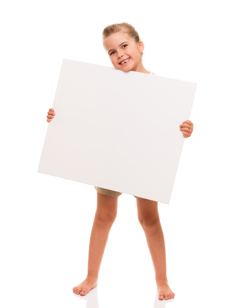 could: I can hold this pice of cardboard where could be your advertisement or logo of your company