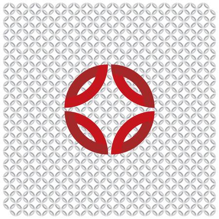 cretive: circle pattern logo