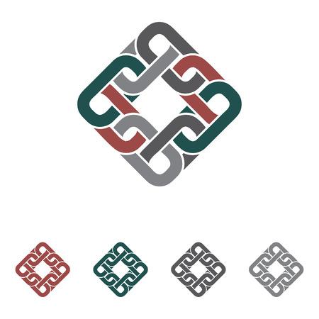 interlock chain logo