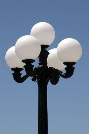 lamp post: Lampada Post
