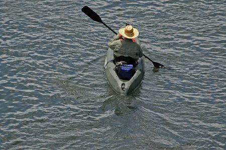 Rafting On American River Sacramento California 版權商用圖片