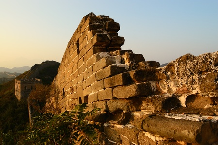 The Great Wall of China in Jinshanling, Hebei Province, China Stock Photo - 9290492