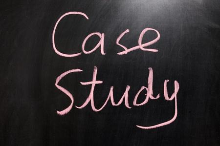 caso: Dibujo de tiza - Estudio de caso