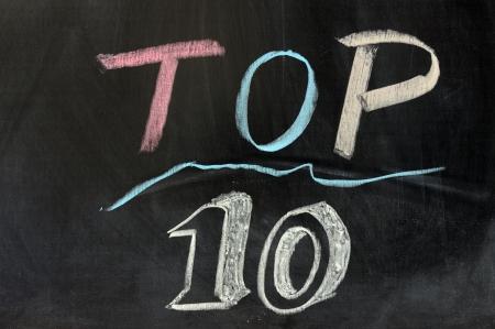 dessin craie: Dessin � la craie - Les dix premiers