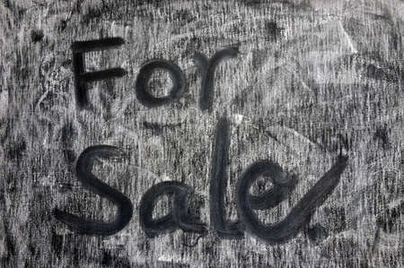 conceptional: Conceptional chalk drawing - For sale