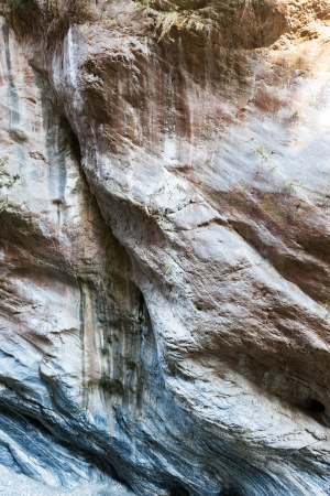 solidity: Close up view of rock background texture