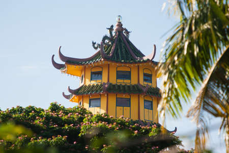 Chinese history ancient tower