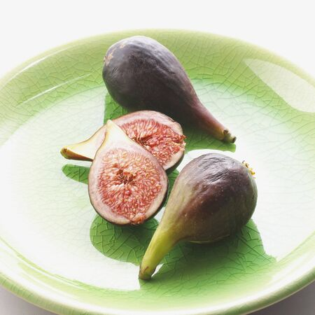 Halved and Whole Figs