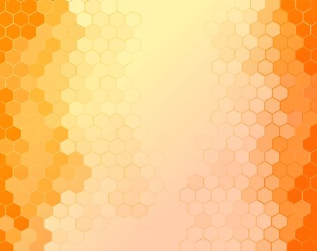 industrious: image of honeycomb use for background image Stock Photo