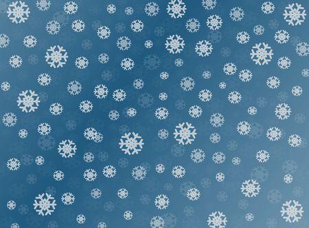 Snow flake Stock Photo - 7333725