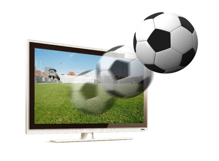 worldcup: soccer and LCD