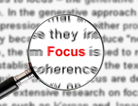 narration: Magnify Focus