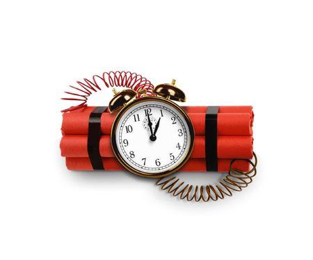 dinamita: bomba de tiempo
