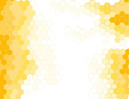 abejas panal: Panal  Foto de archivo