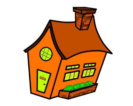 house Stock Photo - 7921945