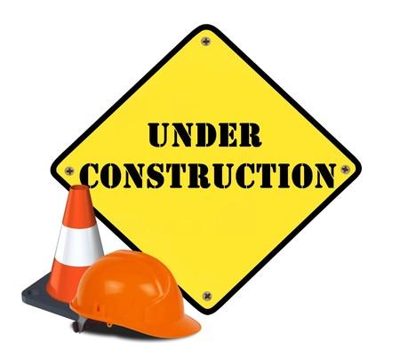 web under construction Stock Photo - 7914454