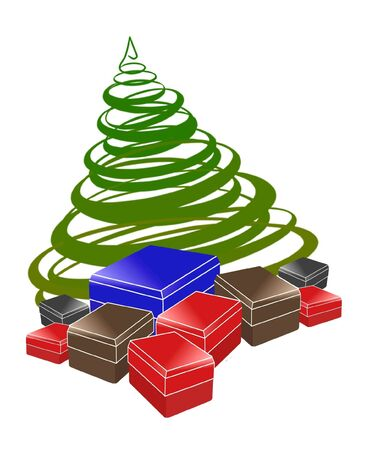 toygift: tree and gift