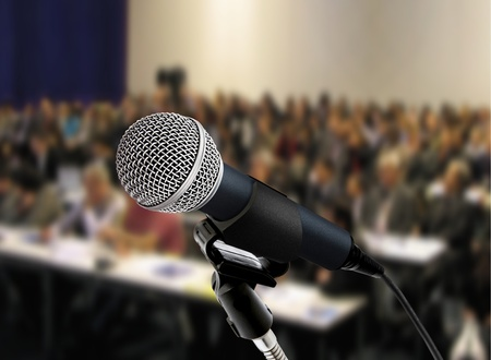 at seminar