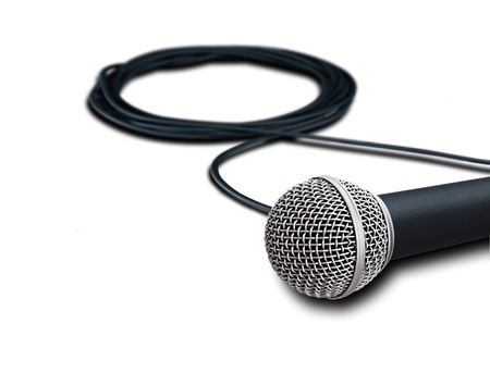narrator: microphone connected