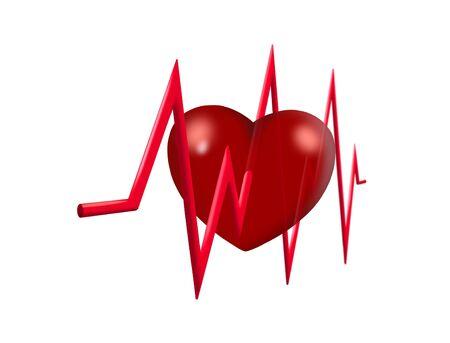 Heart Beats Stock Photo - 8870813