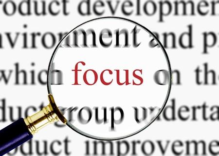 release: Business focus