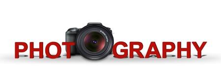 Photography banner Stock Photo - 15588188