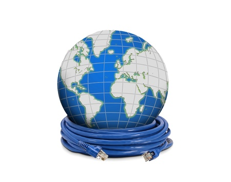 cable red: Cable de red y el mundo
