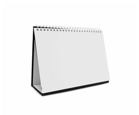 calender: Blank calender  Stock Photo