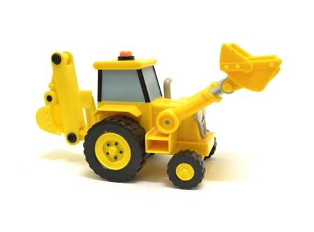 earthmover: Toy Earthmover